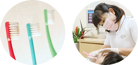 予防歯科 ブラッシング